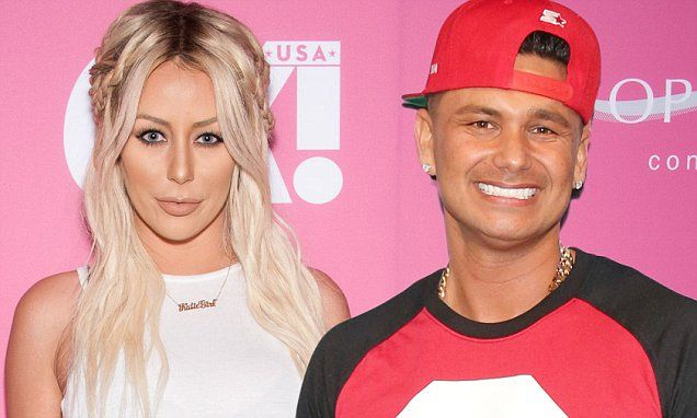 Who is aubrey o'day dating now