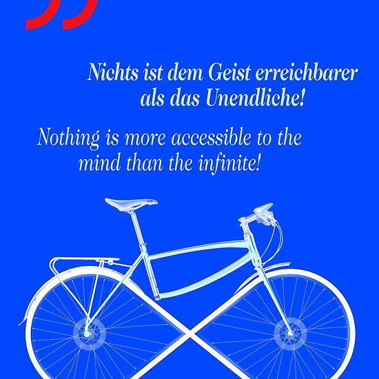 Ride To Infinity (quotation)