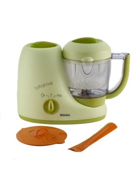For mom | for new mom | newborn baby infant | Baby Store | Baby Registry - #recipes for babies are essential! yummy food for baby with A one-of-a-kind, patented compact countertop appliance that functions as a steamer, blender, warmer and defroster to prepare fresh, healthy meals for baby.