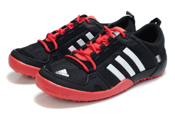 Special offer Adidas Daroga Two 11 CC Mesh Men Sports Shoes in Black Red, Cool