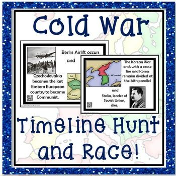 The origins and events surrounding the cold war