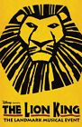 2 Lion King Broadway Show Tickets NYC March 28 2017 at 7PM