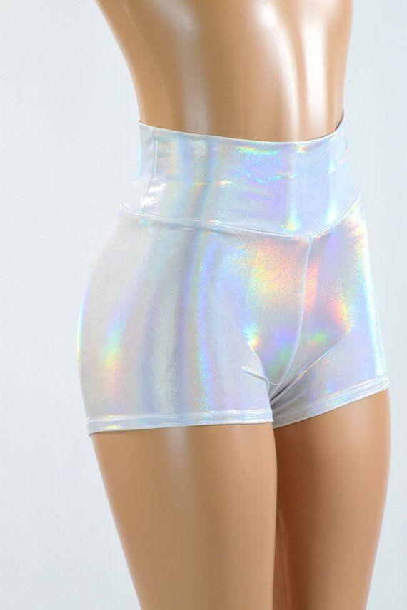 Best 25  Metallic shorts ideas on Pinterest | Silver shorts ...