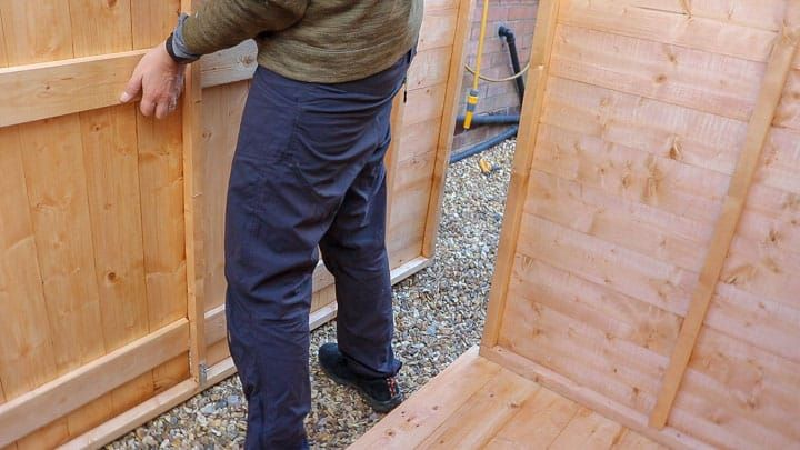 How To Build A Wickes Shed Shed Panels Shed Wickes