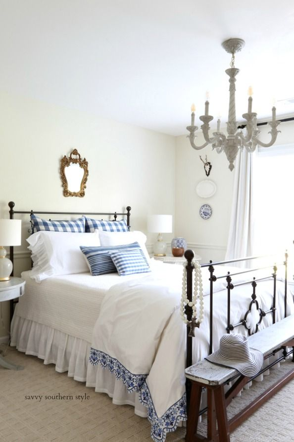 summer in the french style guest bedroom guest room guest rh pinterest com