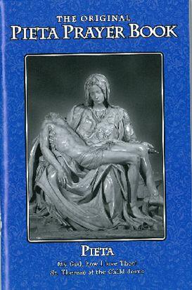 Regina's Catholic Gifts - The Pieta Prayer Book-English, $3.50 (http://www.reginascatholicgifts.com/the-pieta-prayer-book-english/)