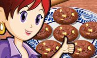 Galletitas de chocolate: Cocina con Sara