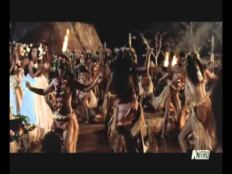 Tahitian traditional ancient dance Danza tahitiana Danza hawaiana - YouTube