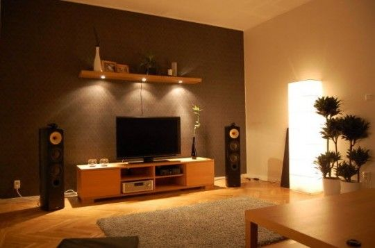 lcd tv room setup for small room living room decor ideas