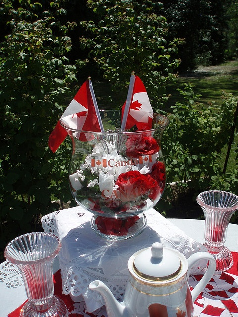 #Canada #Day party ideas! #Ptbo