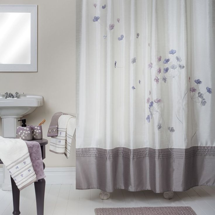 best 25 fabric shower curtains ideas on pinterest how curtains are measured curtains home. Black Bedroom Furniture Sets. Home Design Ideas