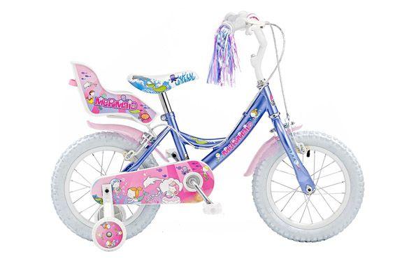 CBR Mermaid 14 Inch Girls Bike 2015