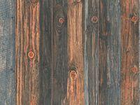A.S. Creation Vliestapete Holzoptik Woodn Stone Bunt