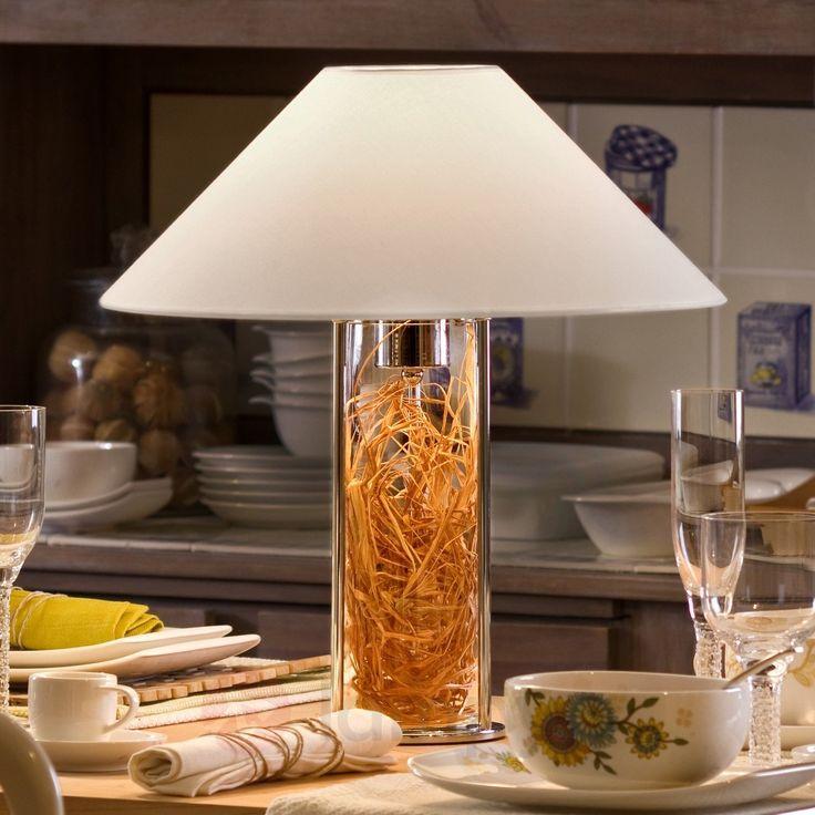 Boston napełniana indywidualnie lampa stołowa 8507806
