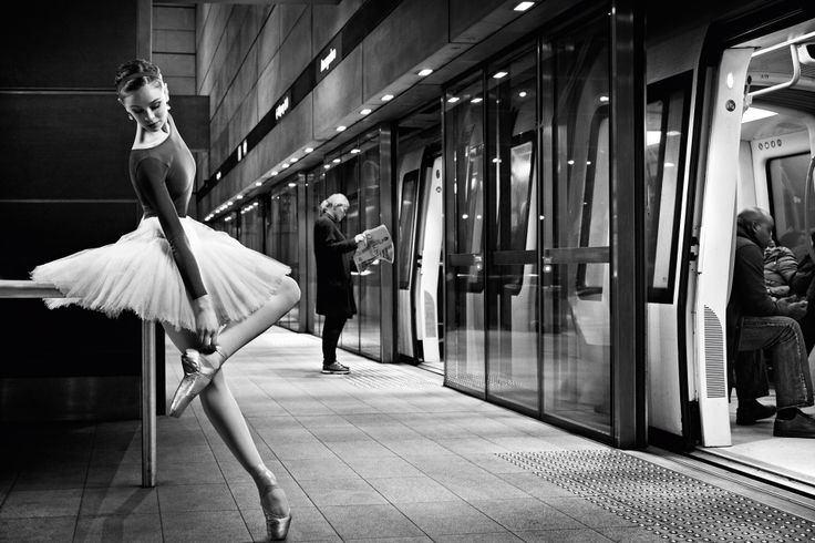The Royal Danish Ballet & The Copenhagen Metro