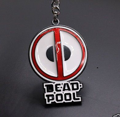 Dead pool metal key chain at best price on max4shop