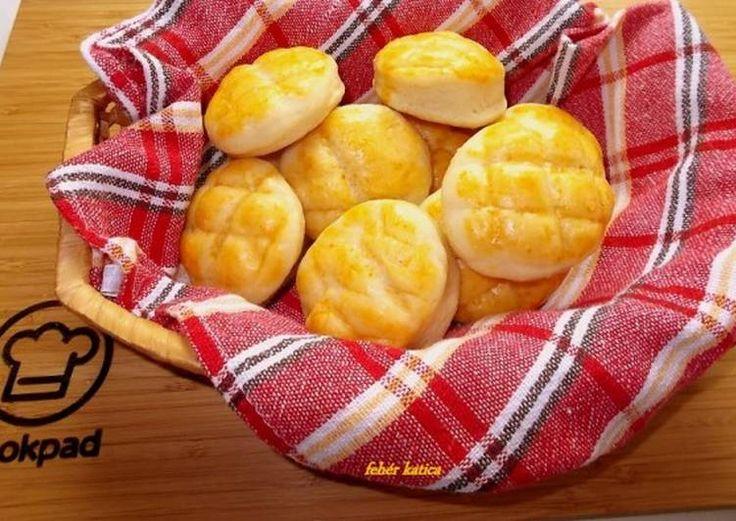 Gyors krumplis pogácsa, kelesztés nélkül