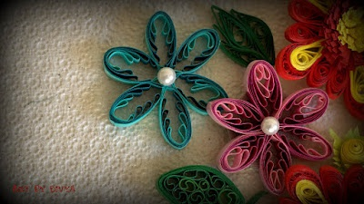 Nad Tableau, Diy Crafts Ideas, Awesome Paper, Diy Bows, Nice Flower, Paper Filigree, Dry Floral, Quilling, Combs Flower