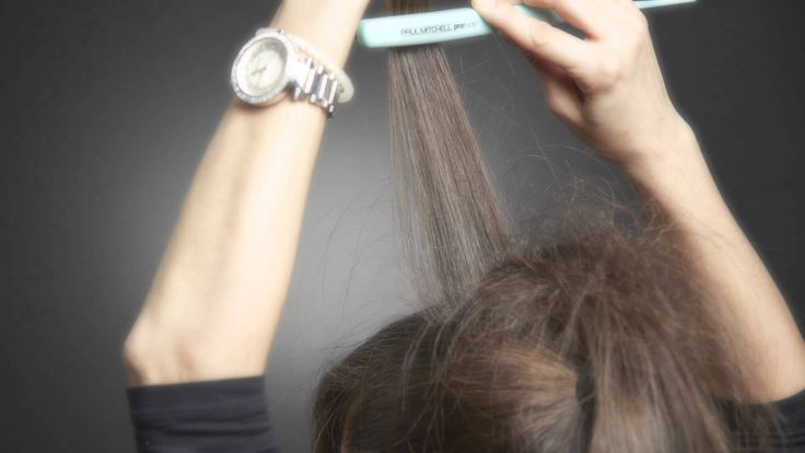 how to get fluffy voluminous hair