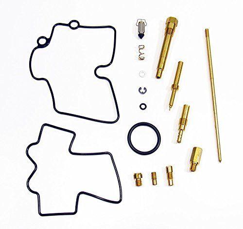 Outlaw Racing OR2552 Carburetor Complete Master Repair Rebuild Kit Honda CRF450 R 02-04 %SALE% #carscampus