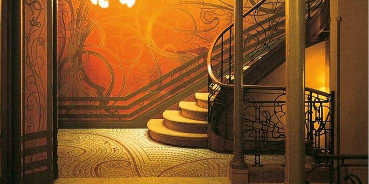 The Art Nouveau  Architecture | Art Nouveau. Livres TASCHEN (TASCHEN 25 Collection)