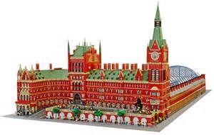 Warren Elsmore's Brick City – Lego for Grown Ups