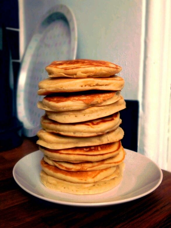what is the extra ingredient in american pancakes