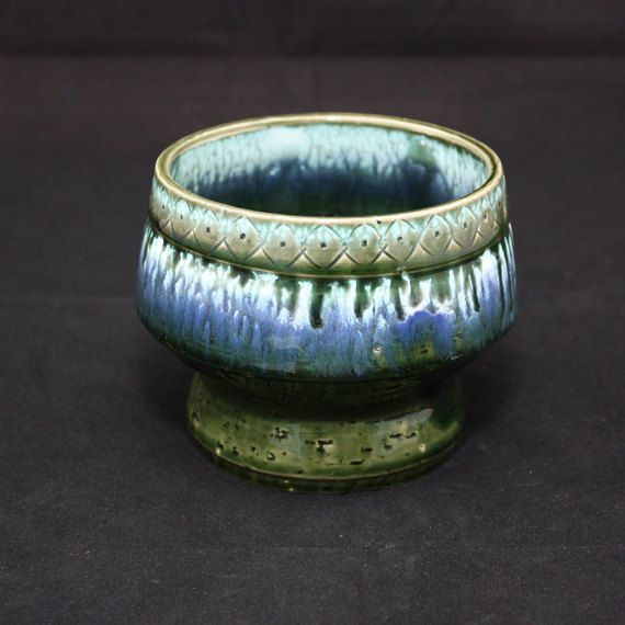 AROL NORWAY Pottery Ceramic Keramik VINTAGE 60er by SmalandVintage