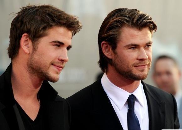 Hemsworth brothers... yes.