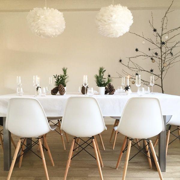 108 besten tischdeko weihnachten bilder auf pinterest for Tischdekoration weihnachten dekoration