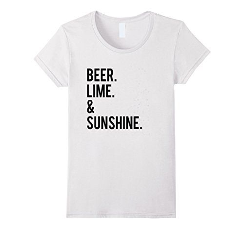 Need this Beer Lime & Sunshine Shirt Party for a Summer Shirt