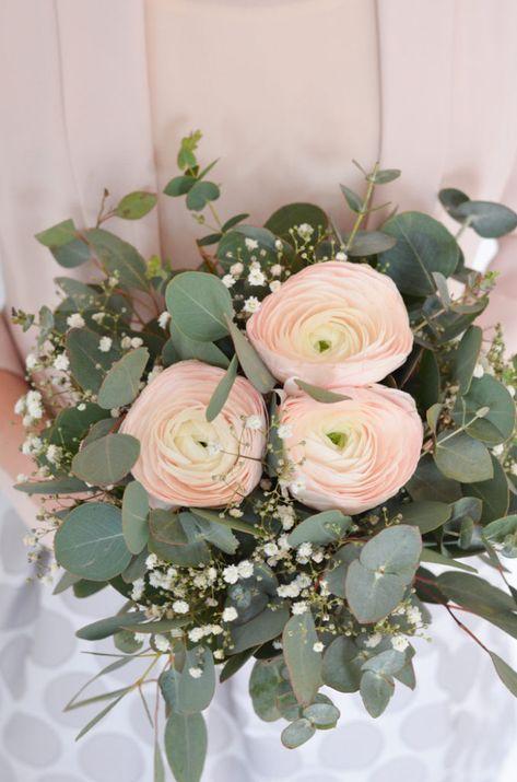 Eukalyptus Hochzeit Teil 1 Brautstrauss Selber Binden Big Day