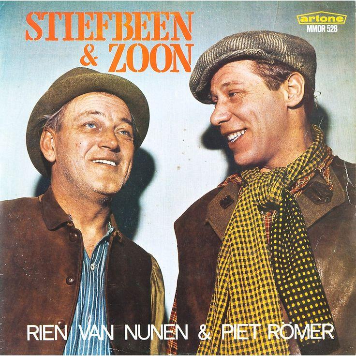 1964 Stiefbeen en Zoon (NCRV). Een Nederlandse komedieserie gebaseerd op de Engelse sitcom Steptoe and Son. De serie gaat over de conflicten tussen vader en zoon. Stiefbeen senior (Rien van Nunen) is een oude handelaar in lompen en oude metalen, die nogal groezelige manieren heeft. Daarentegen heeft zijn veertig jaar oude zoon Dirk Stiefbeen (Piet Römer) meer sociale aspiraties en pretenties. De eerste aflevering werd op 11 oktober 1963 bij de NCRV uitgezonden maar hield na drie seizoenen…