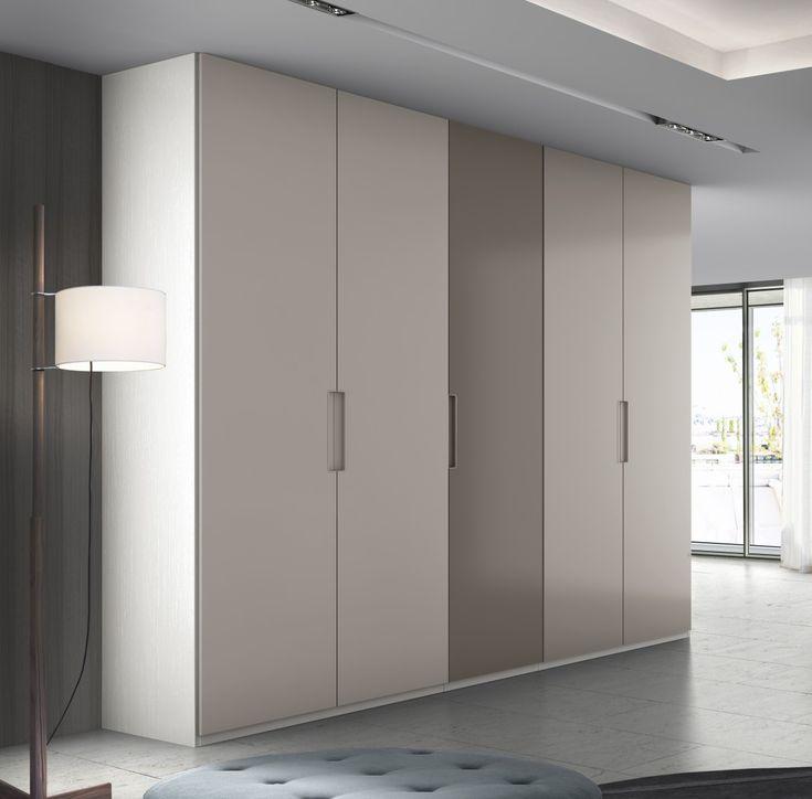 17 mejores ideas sobre puertas blancas en pinterest - Puertas lisas blancas ...