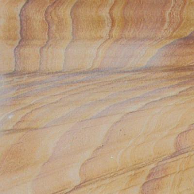 Ms international rainbow teakwood 16 in x 16 in gauged for 16 inch floor tile
