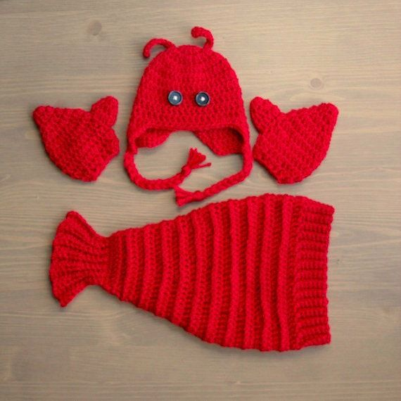 Hey, I found this really awesome Etsy listing at https://www.etsy.com/ca/listing/204107537/crochet-lobster-costume-newborn-photo