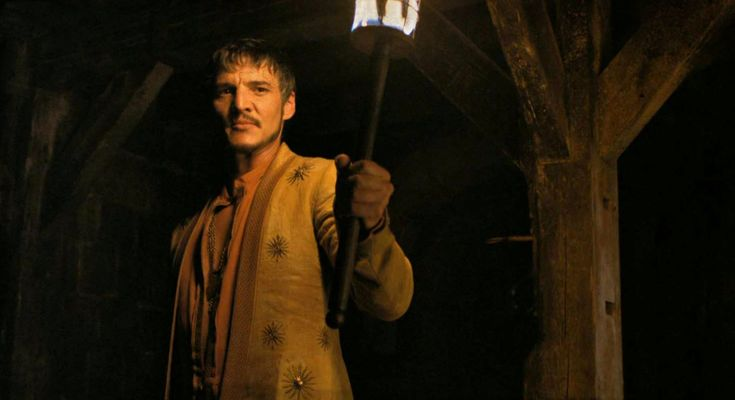 ESFP / Prince Oberyn Martell   Hbo game of thrones, Game ...