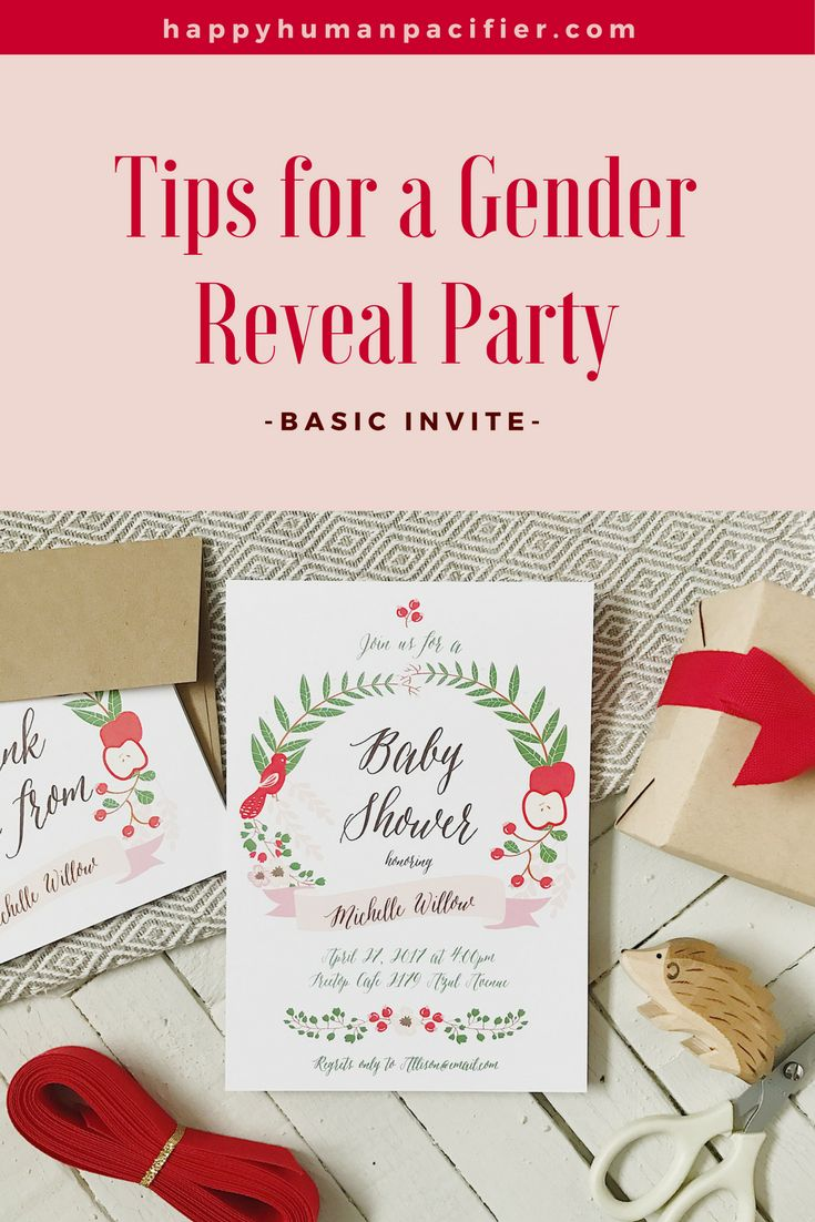 Planning to reveal baby's gender at your baby shower? Here are some fab ideas.  | tipsforagenderrevealparty | babyshowertips |
