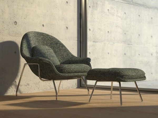 Saarinen_Womb chair,1948