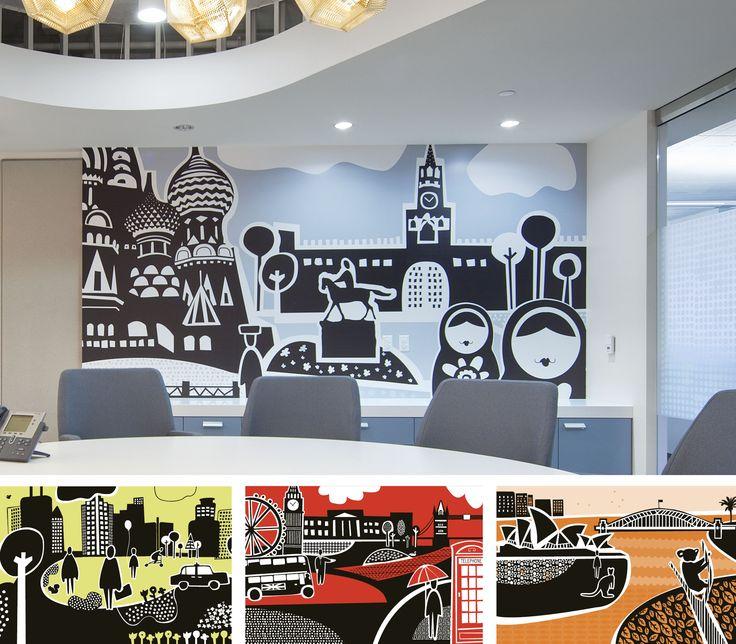21 best segd 2013 global design awards images on pinterest for Office design awards