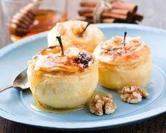 Pommes au four au miel Ingrédients