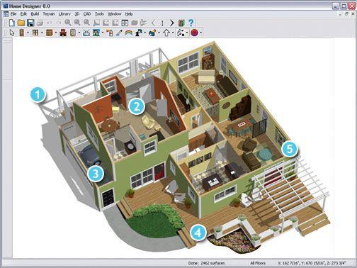 The Best Free 3d Home Design Software Beautiful Homes Design Nactumu