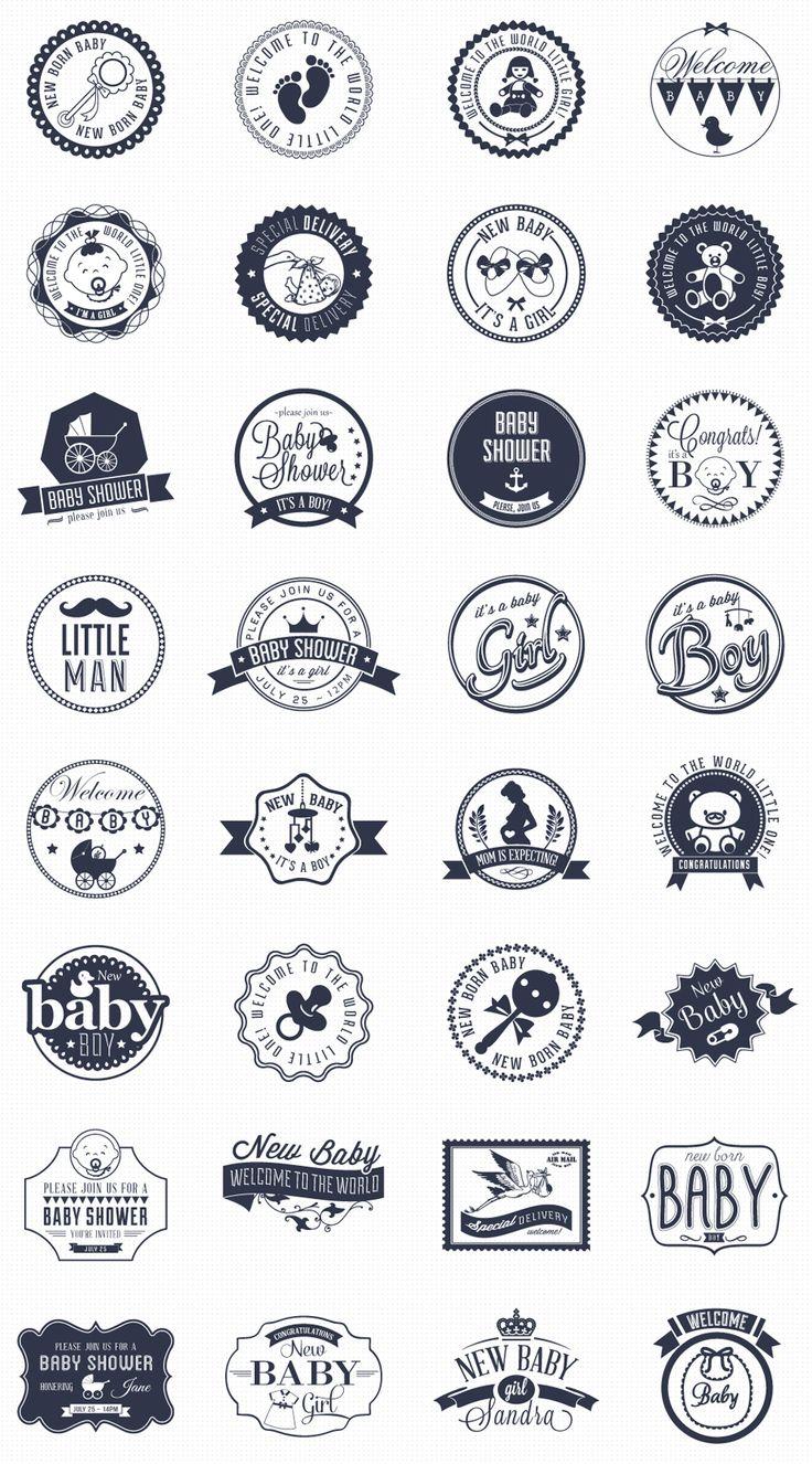 Free Vector Decorative Web Elements