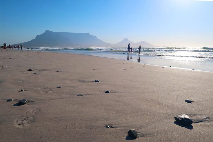 things you must do in cape town south africa - beach