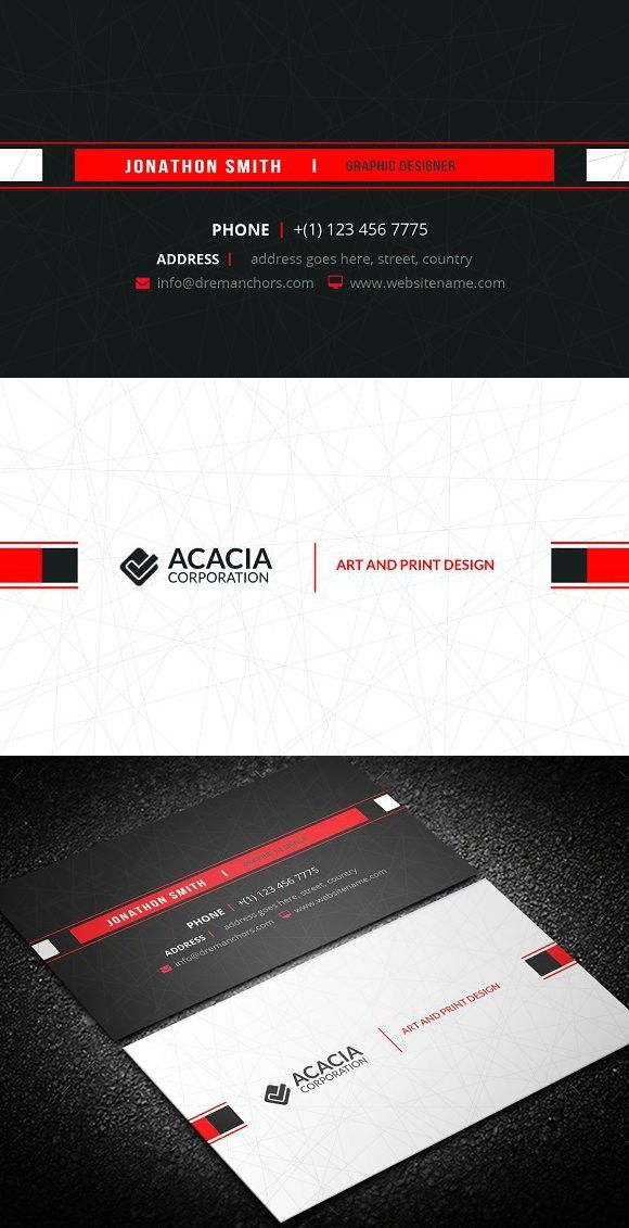Onno Business Card Agency Anchors
