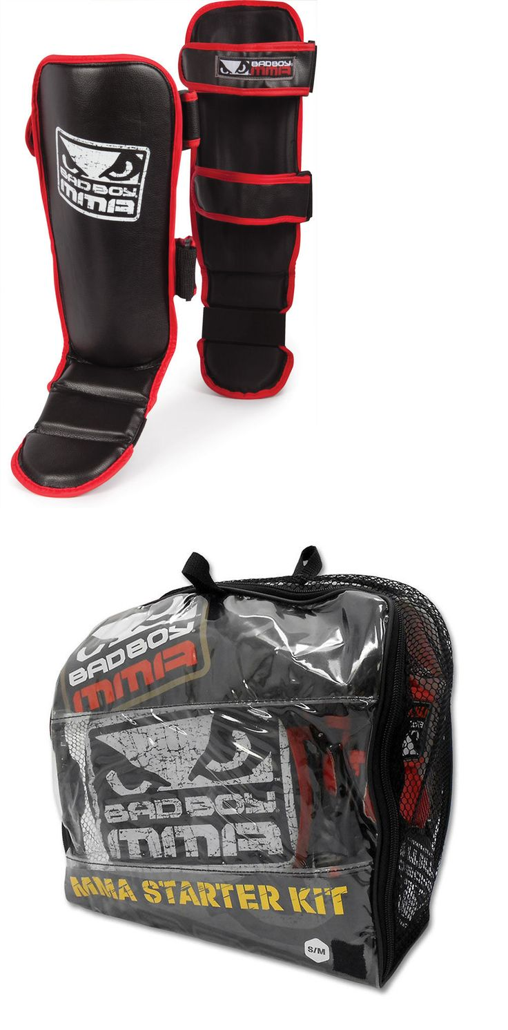 Shin Guards 179782: Bad Boy Mma Shin Instep Guards In Retail Packing (Fast Shipping) -> BUY IT NOW ONLY: $229.95 on eBay!