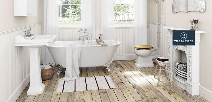 Camberley Bathroom Suite Range