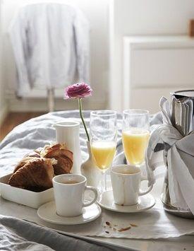 Breakfast In Bed (Image via Fantastic Frank)