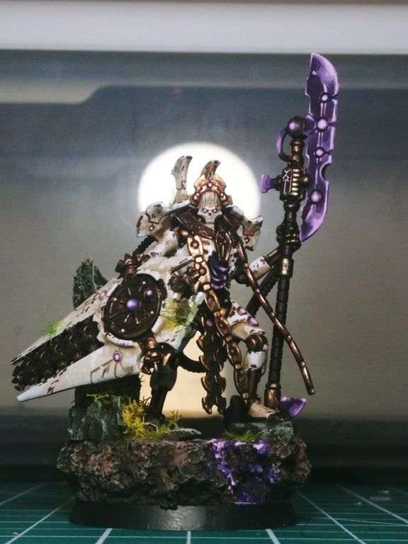 My Overlord From Indomitus Warhammer40k In 2020 Games Workshop The Grim Board Games
