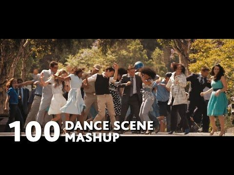 "100 dance scenes all sync up to ""Uptown Funk"" in this impressive supercut · Great Job, Internet! · The A.V. Club"